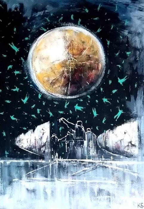konstantin-batynkov.-kosmos-4.-2021.-holst-akril