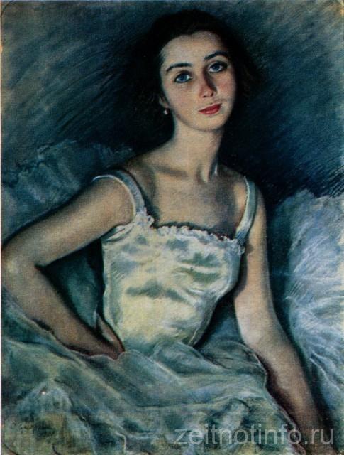 zs-7-serebryakova.-portret-baleriny-m.-s.-dobrolyubovoj.-1923