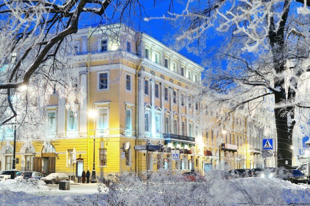 Петербургская филармония