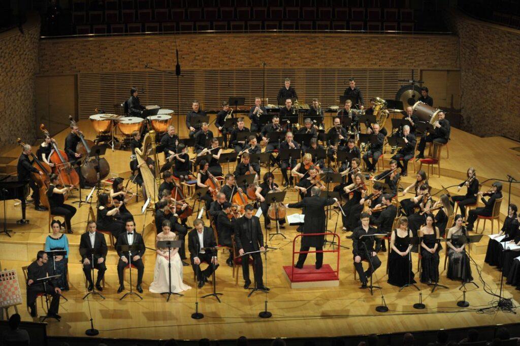 Мариинский театр чествует композитора Александра Чайковского