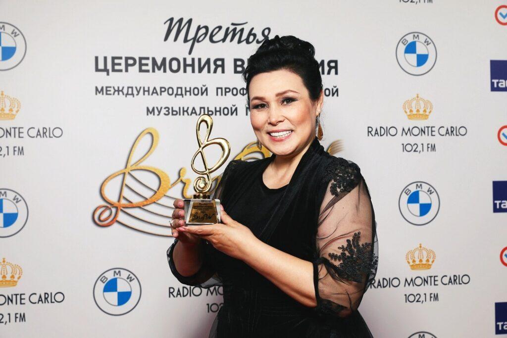 Третья церемония вручения Международной профессиональной музыкальной премии «BraVo»