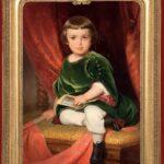 Амерлинг Ф. Портрет графа Николая Дмитриевича Шереметева. 1843. Холст, масло.