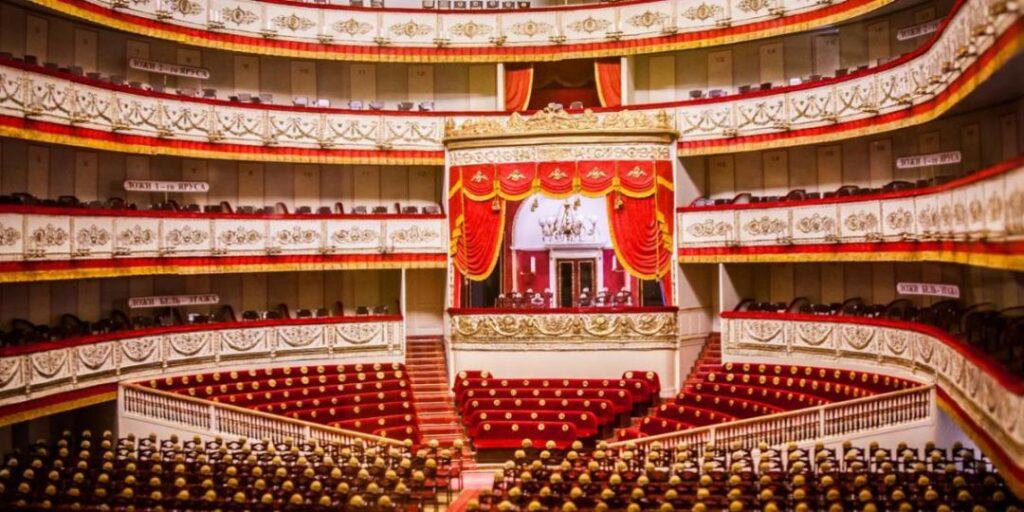 Александринский театр, Санкт-Петербург