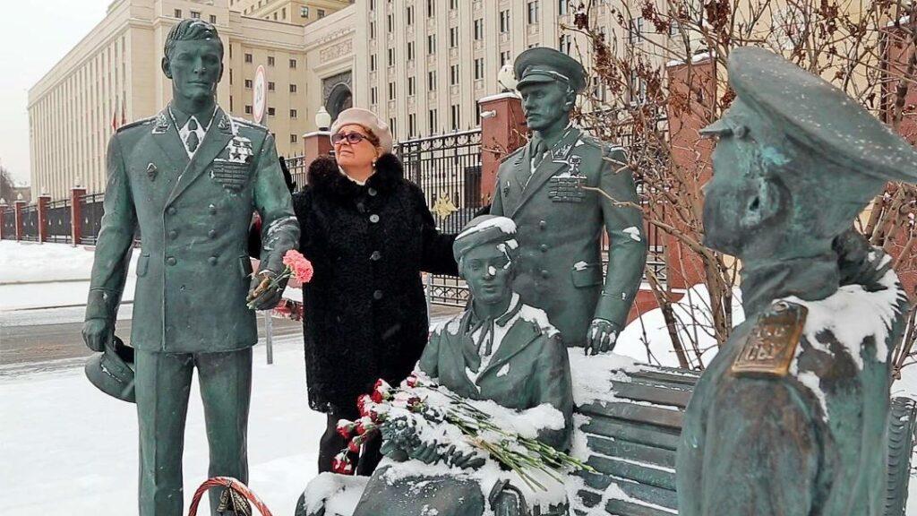 Алина Покровская. Мои Офицеры