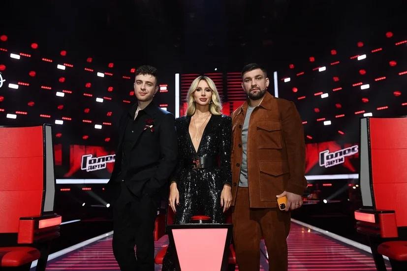 Егор Крид, LOBODA и Василий Вакуленко (Баста)