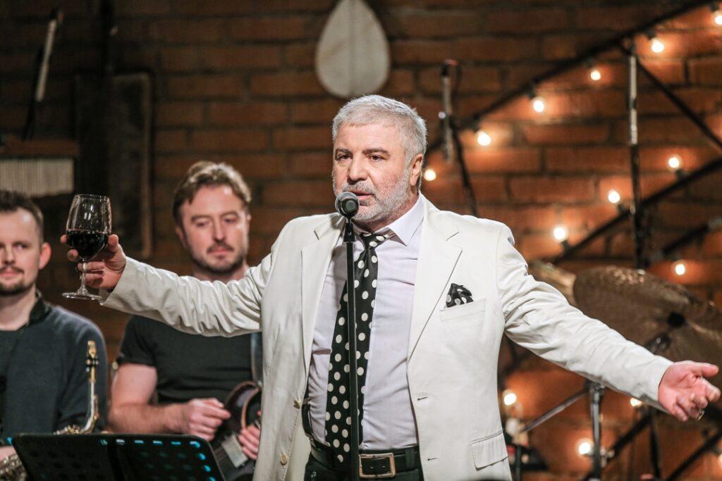 Сосо Павлиашвили скажет тост на «Квартирнике НТВ у Маргулиса»
